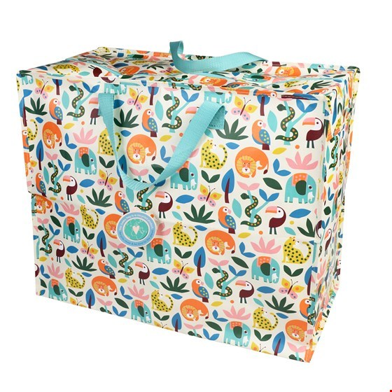 Wild Wonders Jumbo Storage Bag