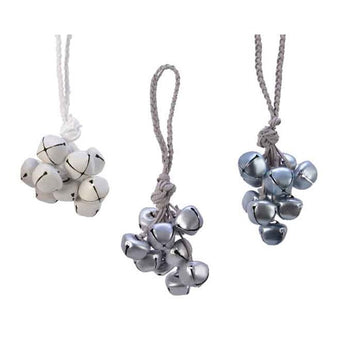 Cluster of Mini Bells - Assorted Colours