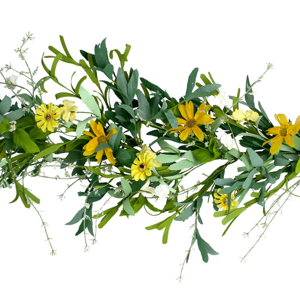 Yellow Flower Garland