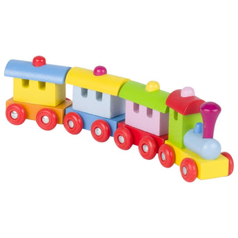 Sofia Wooden Train