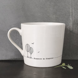'Prosecco In Disguise' Mug
