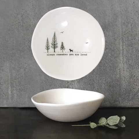 Medium 'Always Remember You Are Loved' Bowl