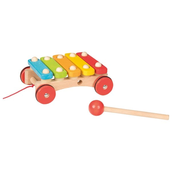 Xylophone With Wheels