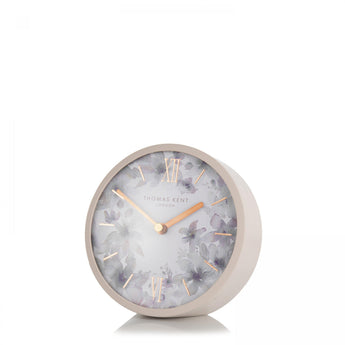Crofter Mantel Clock - Dusty Pink