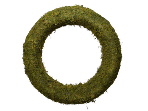 'Make Your Own' Moss Wreath Base