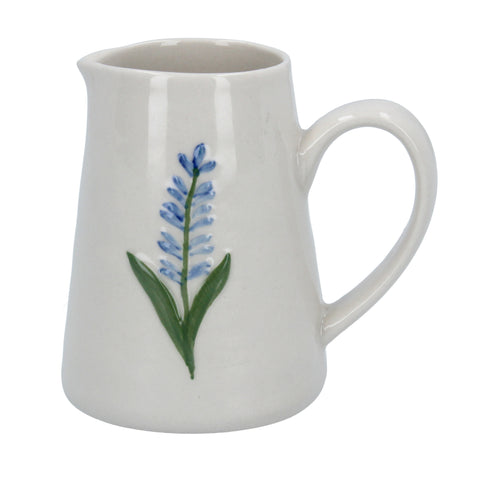 Ceramic Mini Jug - Lavender