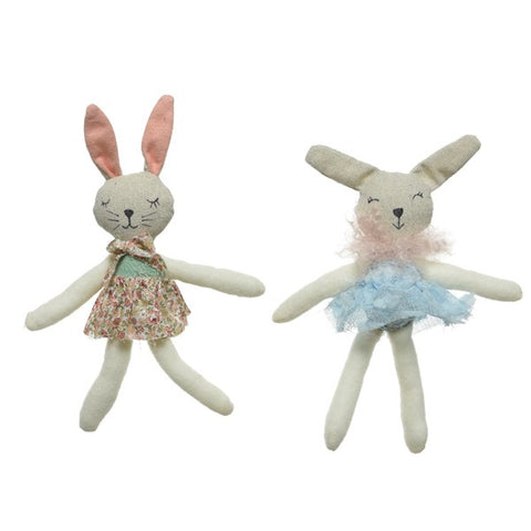 Bunny With Dress - Assorted