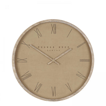 Nordic Wall Clock - Tan
