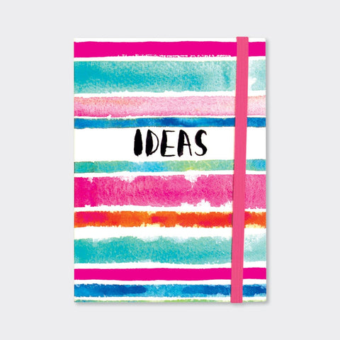 A6 Notebook - 'Ideas'
