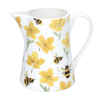 Buttercup & Bee Jug - Small