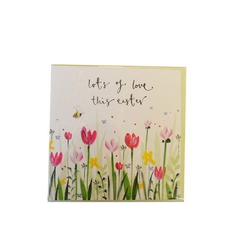 Lots Of Love This Easter Card
