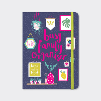 Busy Family Organiser