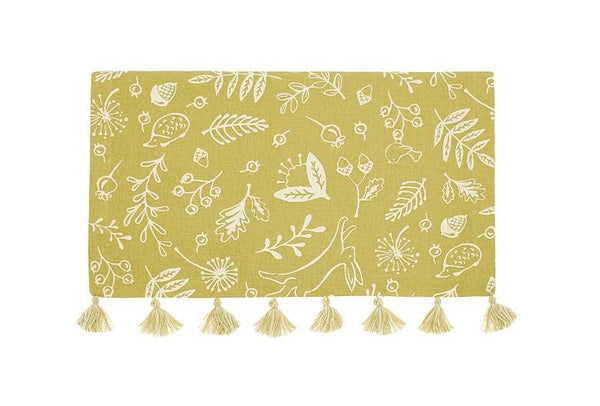 'Hedgerow' Table Runner