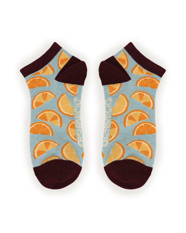 Lemons - Trainer Socks