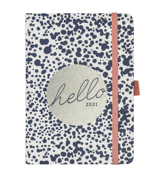 Busy B Small 'To Do' 2021 Diary - Spotty