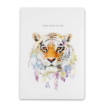 Notebook By Lola Design - Tiger