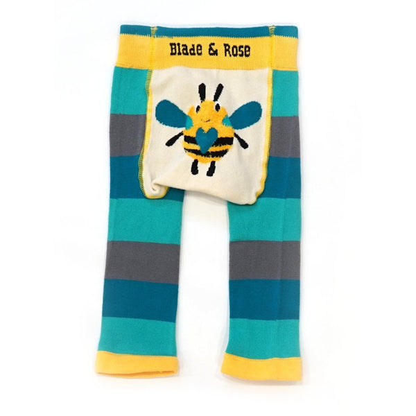 'Buzzy Bee'' Leggings