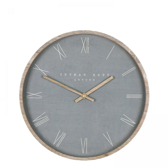 Nordic Wall Clock - Cement