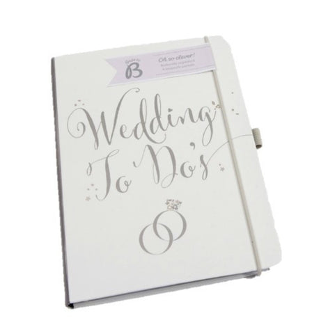 Bride to B Wedding To Do's Notebook