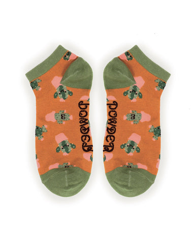 Happy Cacti - Trainer Socks