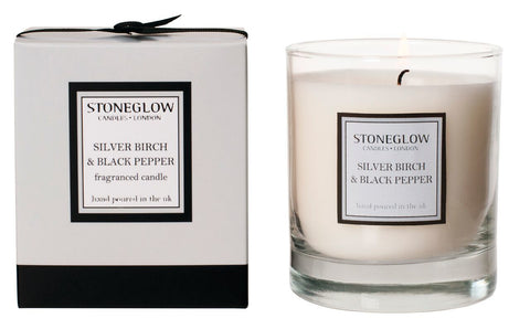 Stoneglow - Silver Birch & Black Pepper