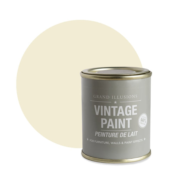 Vanille No. 02 - Vintage Chalk Paint