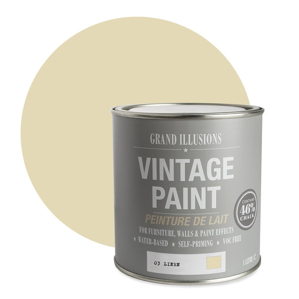 Linen No. 03 - Vintage Chalk Paint