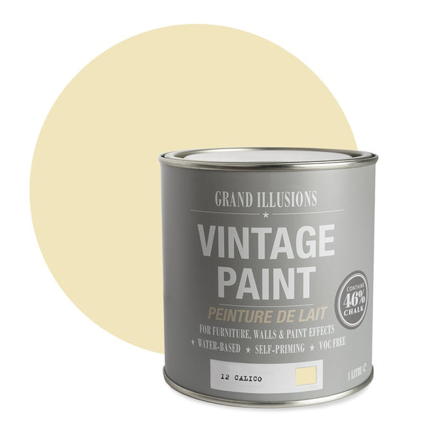 Calico No. 04 - Vintage Chalk Paint