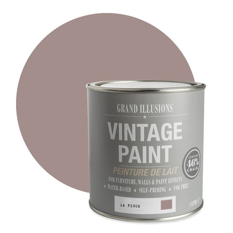 Figue No. 14 - Vintage Chalk Paint