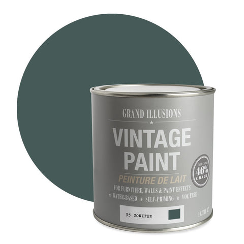 Conifer No. 35 - Vintage Chalk Paint