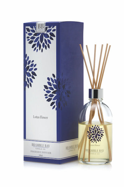 Lotus Flower 170ml Diffuser