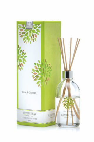 Lime and Coconut 180ml Diffuser