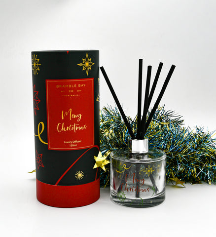 Diffuser Merry Christmas 150ml Frankincense