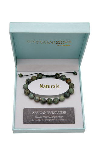 African Turquoise Naturals Bracelet