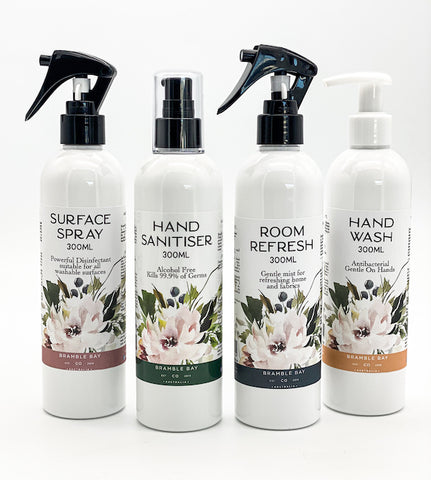 B&B Australian Made Home Care Pack