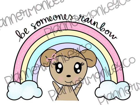 Be Someone's Rainbow DIGITAL DOWNLOAD