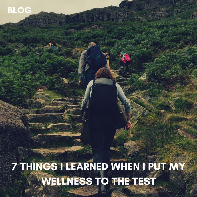 7 Things I Learned When I Put My Well-Being To The Test