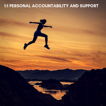 1:1 Personal Accountability And Support Service