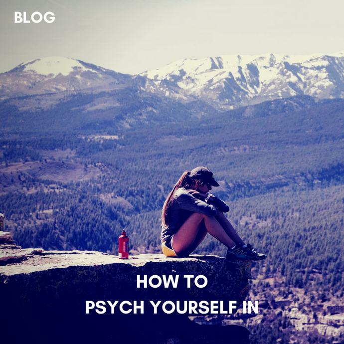 How To Psych Yourself In | Using Affirmations To Stop Negative Thinking