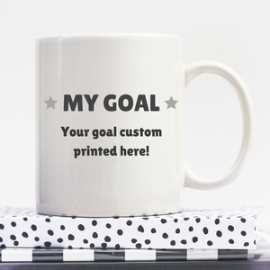 Comfort Zone | Personalised Mug | Motivation On A Mug | Goal Mug