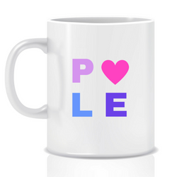 Pole fit - unicorn - personalised mug - goal mug - inspirational mug - motivational mug - whattamug!