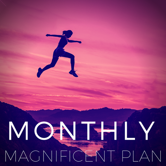 Goal Coaching - Monthly Magnificent Plan