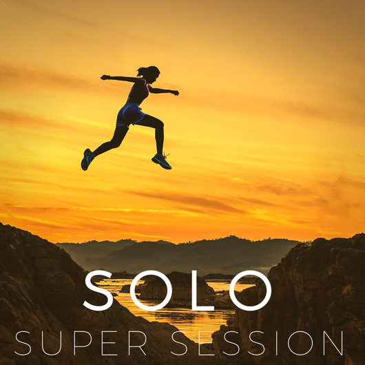 Goal Coaching - Solo Super Session