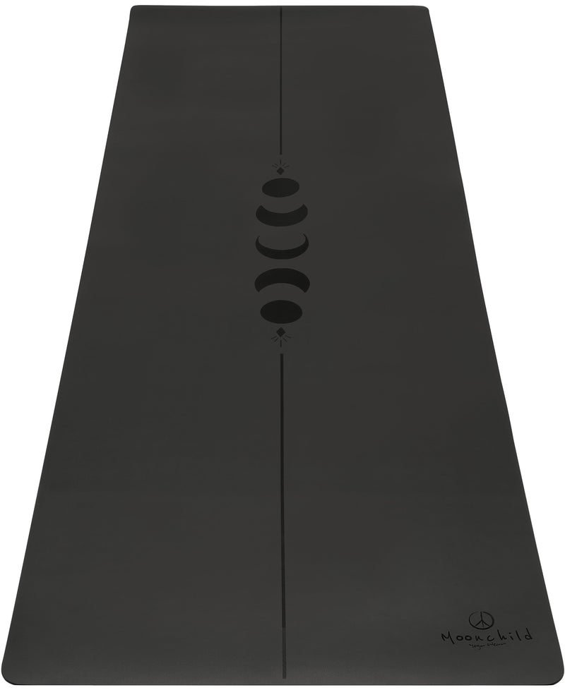 Moonchild Yoga Mat - Onyx Black - Moonchild Yoga Wear - Yoga Mat
