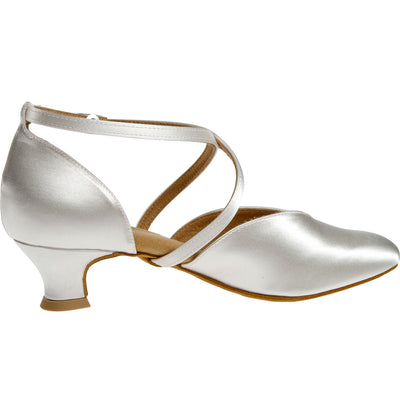 Diamant M107 White - Diamant - Dance Shoes