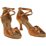 Diamant M141 Dark Tan,Diamant,Dance Shoes