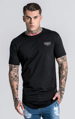 GK Black Tee Core Collection, Clothing T-shirts, Gianni Kavanagh - Cupidanza