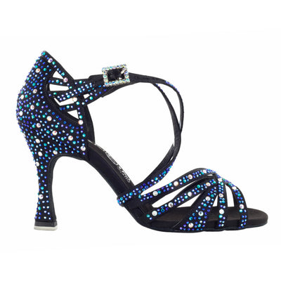 Dancin Virginia Galan Black, Dance Shoes, Dancin - Cupidanza