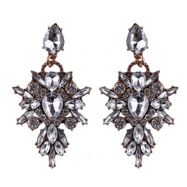 Allure Earrings Aretha Crystal - Allure Accessoires - Accessories Earrings