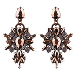Allure Earrings Aretha Copper - Allure Accessoires - Accessories Earrings
